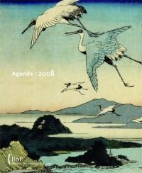 Agenda 2008 Hokusai et l'Estampe Japona