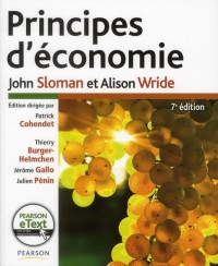 Principes d'Economie 7e ed + E-Text