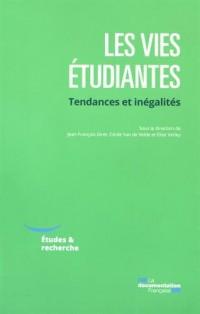 Les vies étudiantes - Tendances et inégalités