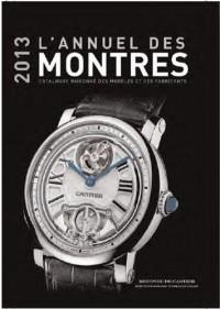 Annuel des montres 2014