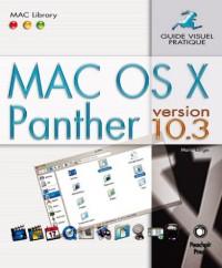 Mac OS X Panther 10.3