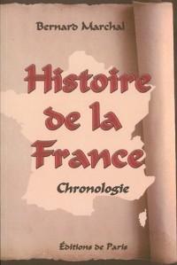 Histoire de la France : chronologie