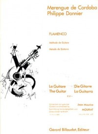 Flamenco Methode de Guitare