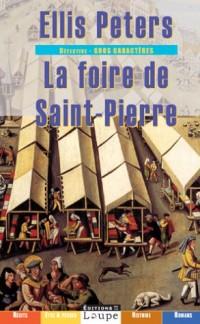La Foire de saint Pierre