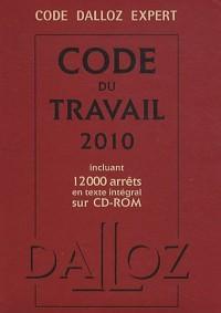 Code du travail 2010, Dalloz expert
