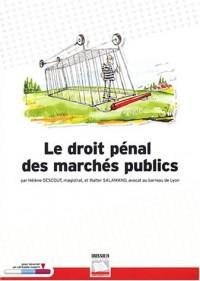 Le droit pénal des marchés publics