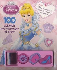 100 activités pour s'amuser et créer Disney Princesse