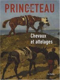 Gentleman Princeteau : Tome 1, Chevaux et attelages