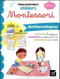 Montessori Mathématiques 4-6 ans