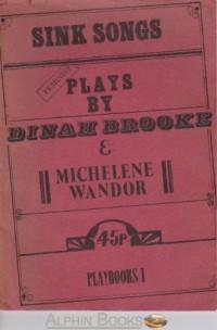 Sink songs: Plays (Playbooks ; 1)