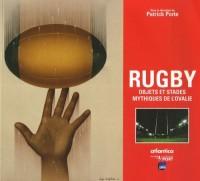 Rugby : objets et stades mythiques de l'Ovalie (1CD audio)