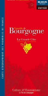 Vignoble Bourgogne (21) Pliee