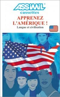Apprenez l'Amérique (cassette audio)