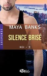 KGI, T9 : Silence brisé [Poche]
