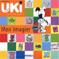 Uki au fil des jours : Mon imagier