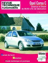Rta 692.1 Opel Corsa 1.2 Twinport /1.3 Cdti 08/2003
