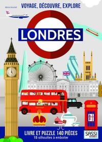 Voyage, découvre, explore - Londres