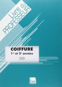 Cap Coiffure - Professeur