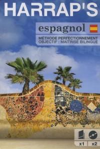 Harrap's espagnol : Méthode perfectionnement (2CD audio)