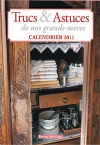 Calendrier 2011 Trucs et Astuces de Nos Grands-Mères