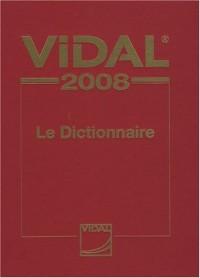 Le Dictionnaire Vidal 2008
