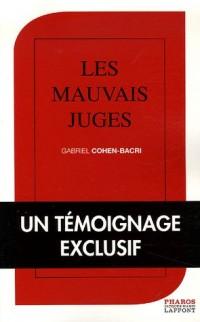Les mauvais juges