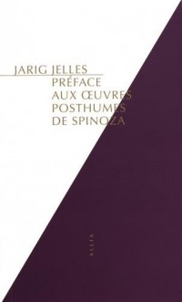 Préface aux Oeuvres posthumes de Spinoza