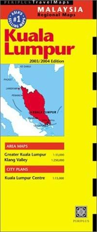 Kuala Lumpur : Area Maps & City Plans