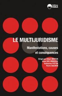 LE MULTIJURIDISME. Manifestations causes et conséquences