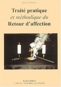 Traité pratique et Méthodique du retour d'affectation