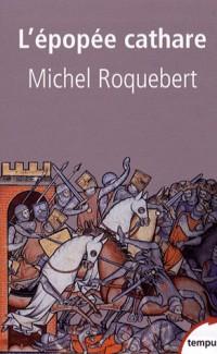 L'épopée cathare Coffret en 5 volumes