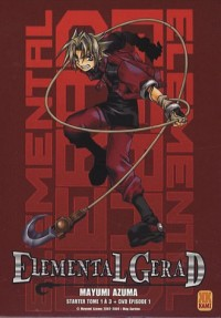 Elemental Gerad : Coffret en 3 volumes : tomes 1 à 3 (1DVD)