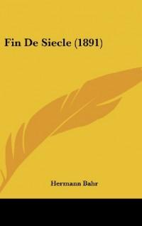Fin de Siecle (1891)