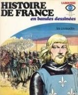 Histoire de France en BD n°5 - Les croisades