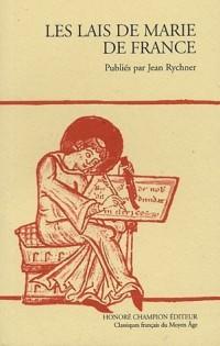 Les Lais de Marie de France (publiés par Jean Rychner)