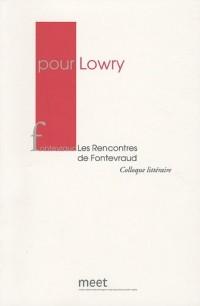 Pour Lowry