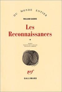 Les reconnaissances (2 Volumes : Tome 1 + Tome 2)