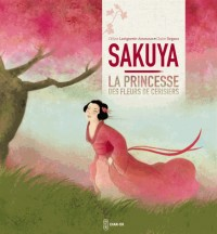 Sakuya, la princesse des fleurs de cerisiers.