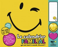 Organiseur Familial Smiley 2014-2015