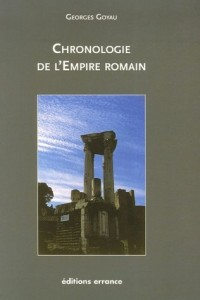 Chronologie de l'Empire romain