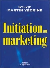 Initiation au Marketing