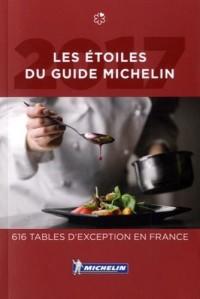 Les étoiles du Guide Michelin 2017