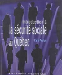 Introduction à la Sécurité Sociale au Québec