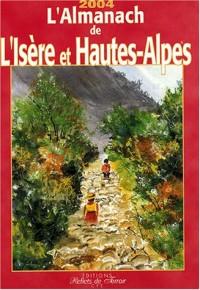 L'Almanach de l'Isère et Hautes-Alpes