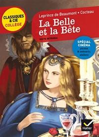 La Belle et la Bête : le conte de Madame Leprince de Beaumont et le film de Jean Cocteau (6e)
