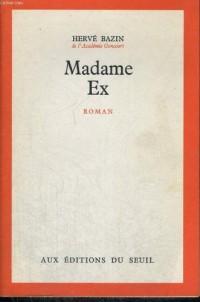 Madame Ex.