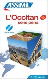 L'Occitan sens Pena ; Enregistrements CD Audio (x3)