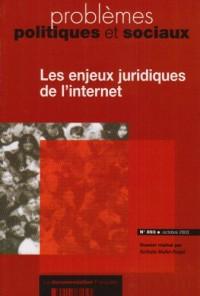 Les enjeux juridiques de l'internet