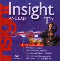 Insight : Anglais, terminale (CD audio élève)