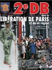 2e Db Dans La Liberation De Paris